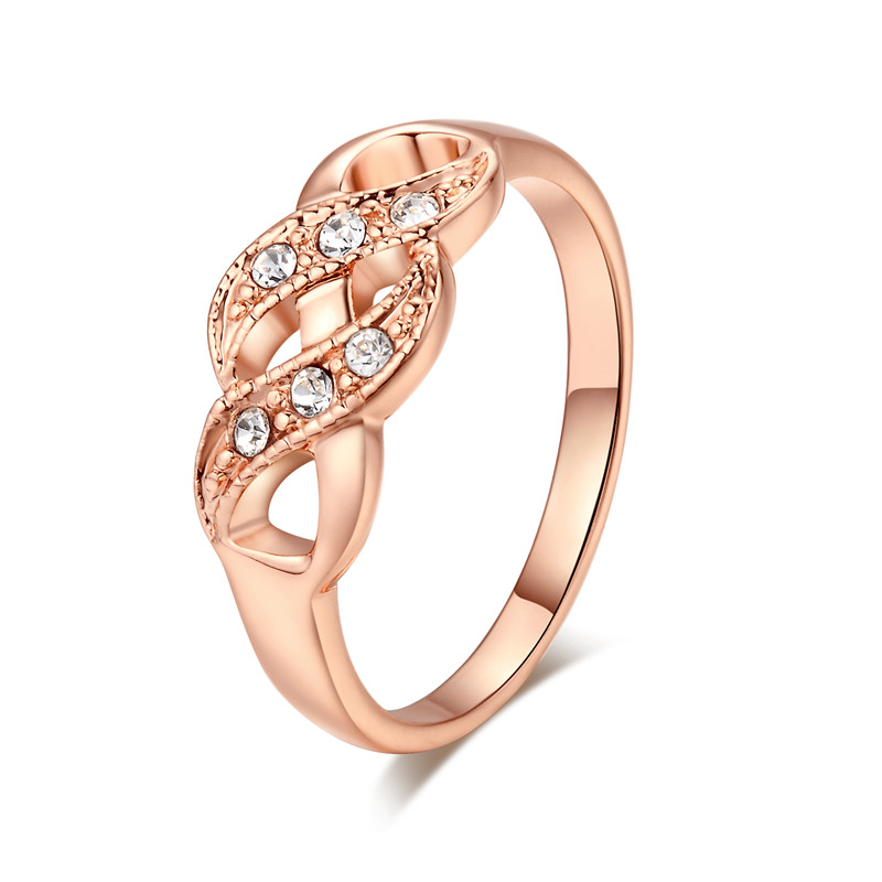 DODO&HIHANG Vintage Jewelry Rings For Women Wedding Ring