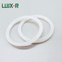 LUJX-R 4 мм уплотнительное кольцо VMQ уплотнительное белое пищевое уплотнительное кольцо уплотнительное наружное диаметр. 28/30/35/36/39/40 мм силикон...