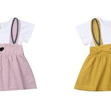 Юбка-пачка с кроличьими ушками для маленьких девочек топы трапециевидная мини-юбка