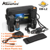 ALONEFIRE X800 Zoomable Tactical Flashlight XM L2 Led Flashlight Torch Lighting Defensive Bike Lights 26650 Battery