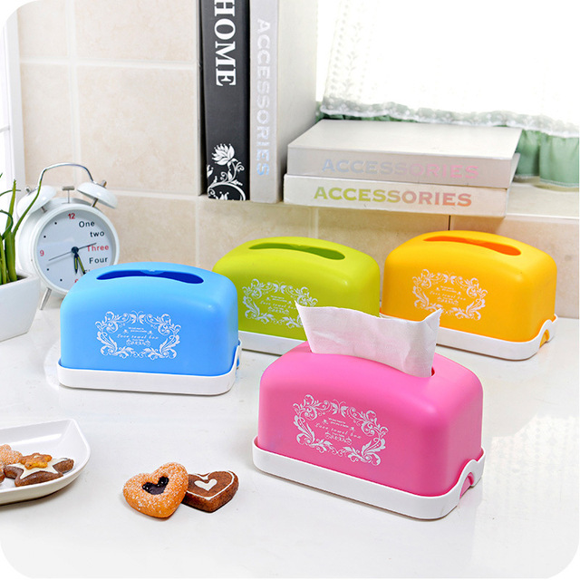 Ordinaire Colorful Lovely Cartoon Home Bathroom Car Living Room Paper Towel Napkin  Tissue Box Holder Pouch Bag