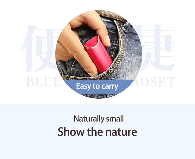 S2 Waterproof bluetooth earphone sport headset wireless in-ear Hifi cordless noise canceling handsfree Mobile phone general