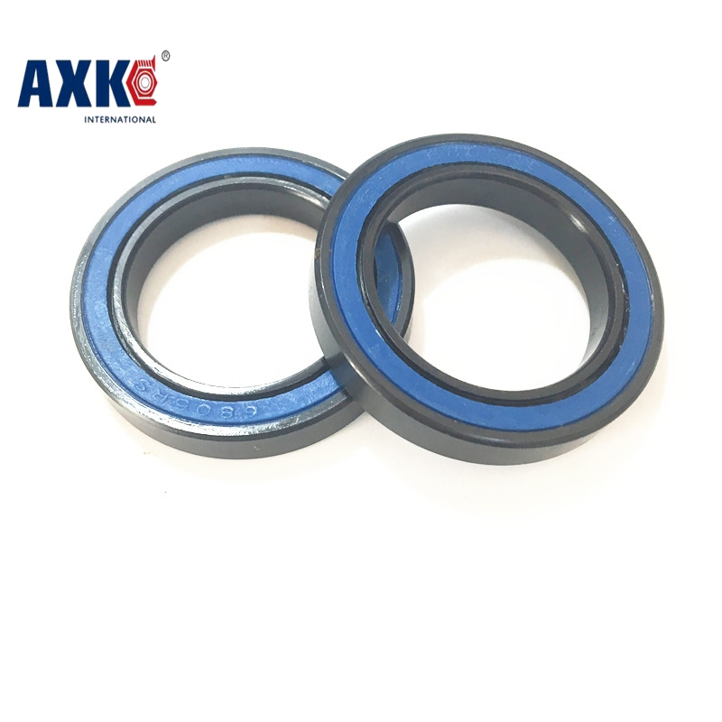 2pcs 6805N 6805N-2RS SI3N4 stainless steel hybrid ceramic bearing 25x37x6 6805N 25376 bike wheel bottom bracket bearing BB51 HT2 15267 2rs 15 26 7mm 15267rs si3n4 hybrid ceramic wheel hub bearing