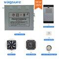 380 V/3 Fasi 9KW Max Temperatura di 60 Gradi e il Tempo di 60 Minuti di Impostazione Doccia A Vapore Bagno di Vapore Sauna spa Generatore di Ozono