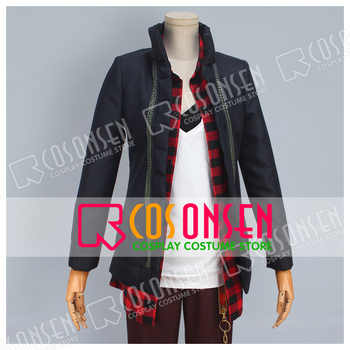 COSPLAYONSEN Diabolik Lovers Mukami Yuma Cosplay Costume All Size - DISCOUNT ITEM  0% OFF All Category