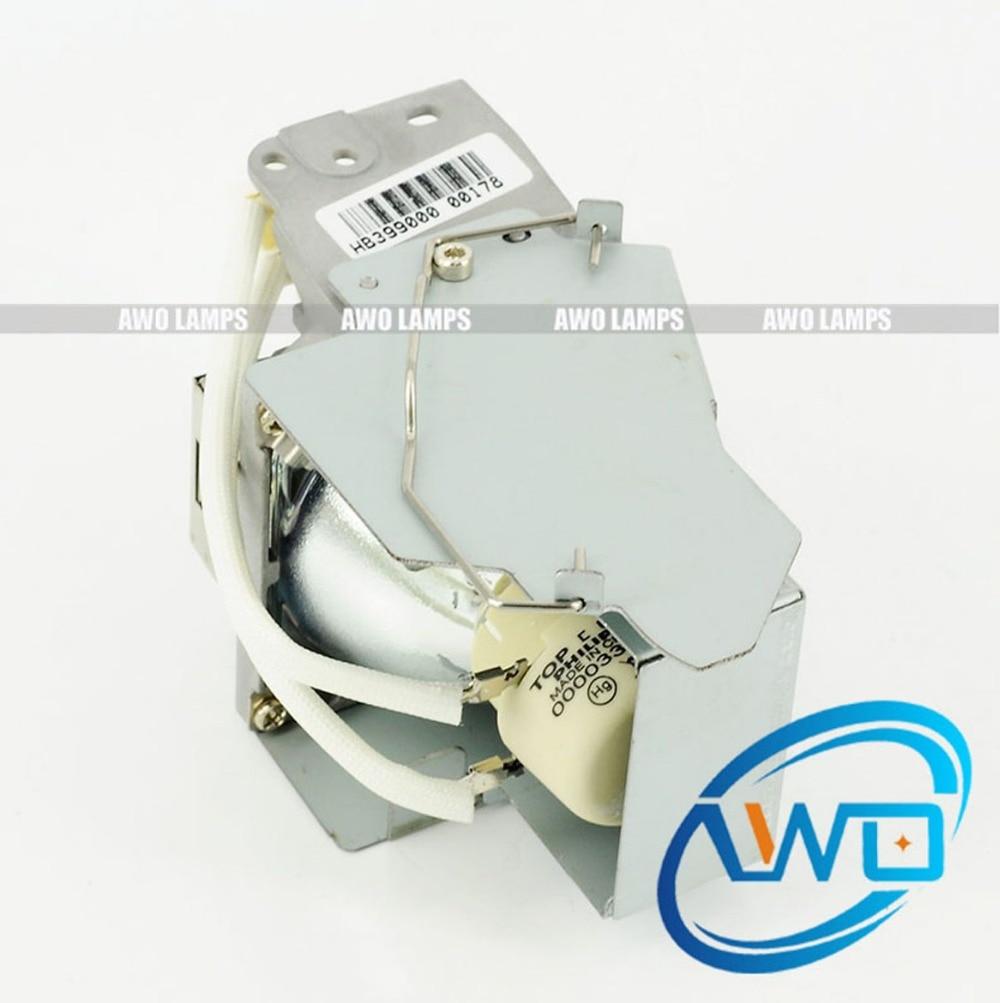 AWO Lampu terdedah asli dengan perumahan 5J.J9V05.001 Baru UHP190W - Audio dan video rumah - Foto 2
