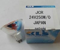 For KLS JCR 24V250W/0 halogen lamp,JCR24V250W/O,24V 250W reflector bulb,JCR24V250W/0,SMT AOI Orbotech,fiber optic light source