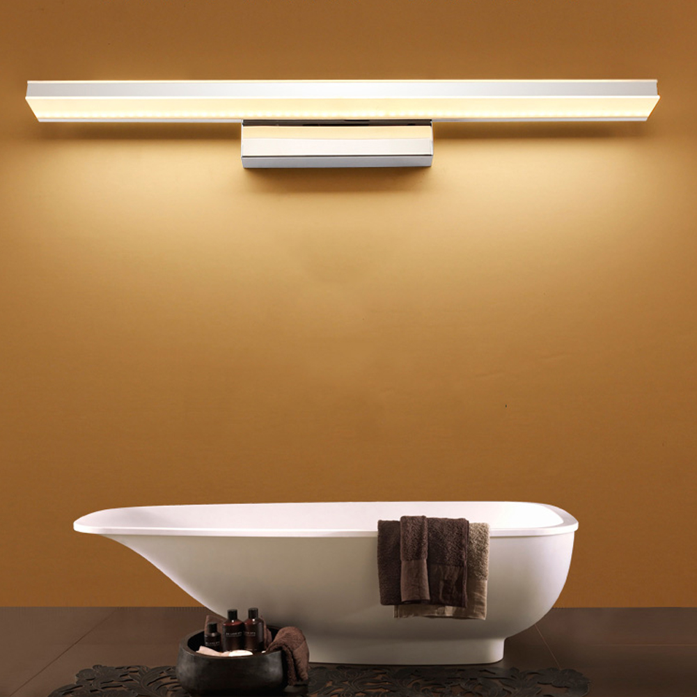 Nett Led Bad Licht Spiegel 9 W/12 W Ac100-240v Moderne Kosmetische Acryl Wand Lampe Badezimmer Beleuchtung Wasserdicht Spiegel Lampe Licht & Beleuchtung Led-lampen