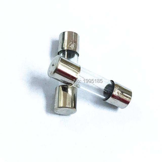 50Pcs/Set 10Values Fast Quick Blow Glass Tube Fuses Insurance Package 5x20mm Fuse 5*20 0.2A 0.5A 1A 2A 3A 5A 6A 8A 10A 15A /250V