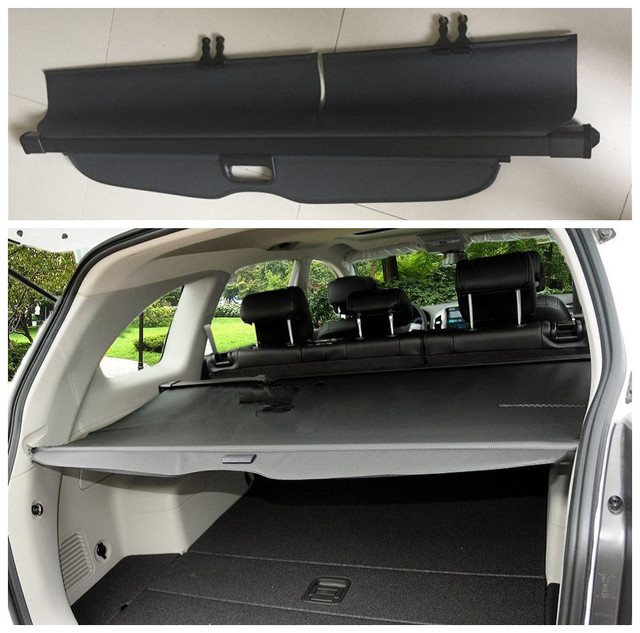 For Chevrolet Captiva 2007 2018 Rear Trunk Cargo Cover Security