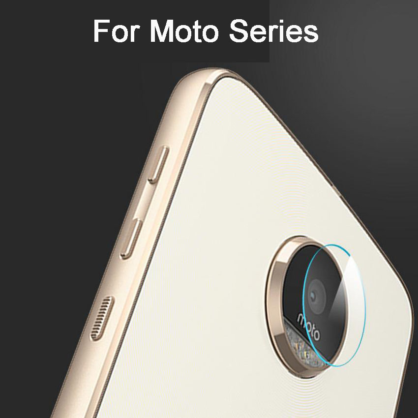 HD Clear Back Camera Lens Protector Film For Motorola M X4 G5 G6 G5s Plus Lens Protective Film for Moto Z ZPlay / Z2 Play