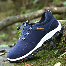 High-Quality New Winter Warm Men's Outdoor Mountaineering Shoes Waterproof Casual Sports Hik Shoes Chaussure Homme