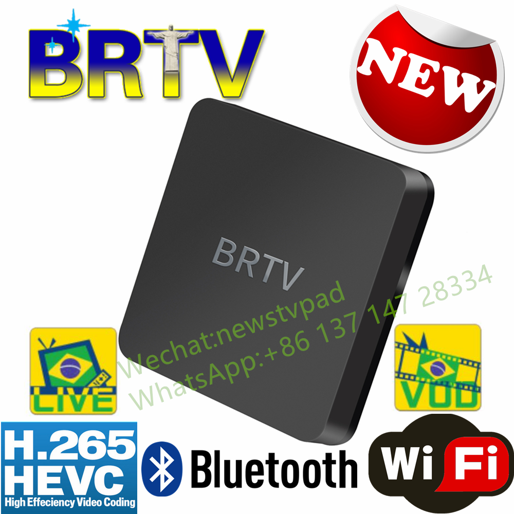 BRTV BOX BTV B9 HTV BOX 5 tigre tv box IPTV Portuguese Brazilian internet TV Internet Streaming box Live HD Filmes On Demand TV programmer s guide for internet streaming simd extensions