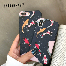 coque iphone 7 carpe koi