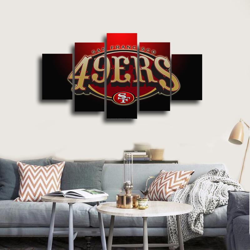 enmarcada ers logo moder pintura poster pared decoracin para el hogar imagen de arte para nios
