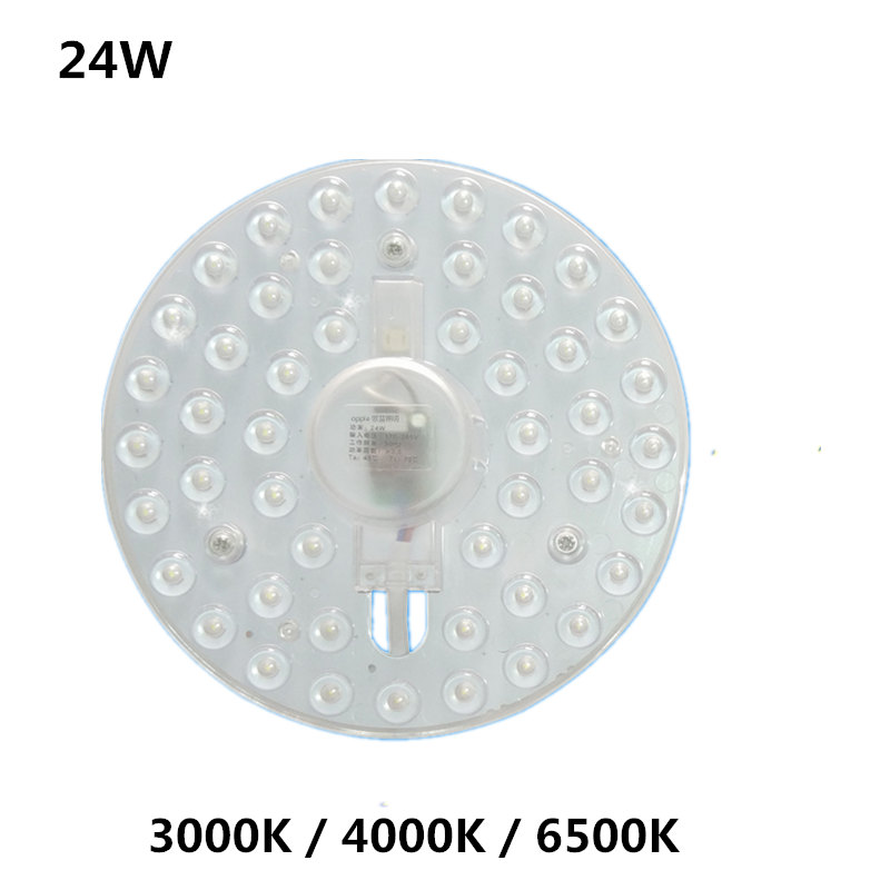 12W 18W 24W 36W Bright 2D Replaceable LED Light Source For European Ceiling Lamp Marked 220V 12W 18W 24W 36W Bright 2D Replaceable LED Light Source For European Ceiling Lamp Marked 220V With Magnet Led Lights Replacement