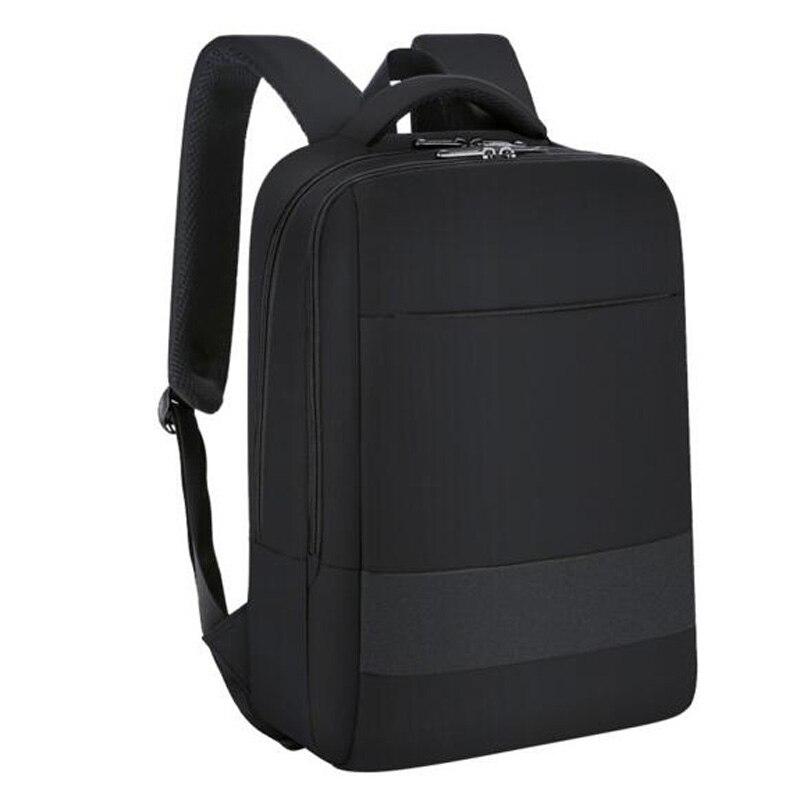 USB зарядка анти вор мужские рюкзаки для подростка Мода Мужской Mochila досуг