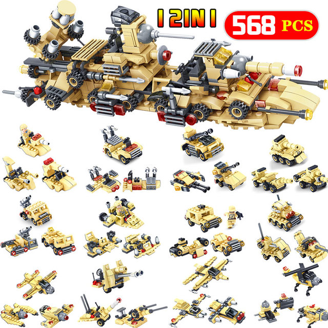 Figures Modern Wars Weapon Building Blocks Military Army Assault Group Action   Enlightening LegoINGLYS Bricks Toys For Kids