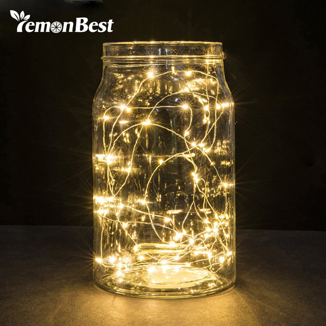 Exceptional 20 Leds Christmas Lights Indoor 2M String LED Copper Wire Fairy Lights For  Festival Wedding Party