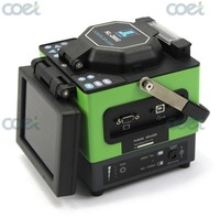 Original JILONG KL 280G Optical Fiber Fusion Splicer Kit w/ Fiber Cleaver Equal To Fitel S178A Fiber Splicing Machine