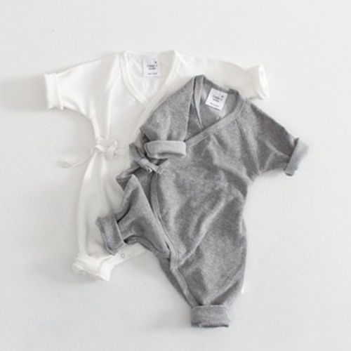 Newborn Kids Baby Boy Girls Infant   Romper   Jumpsuit Clothes Outfits   Rompers