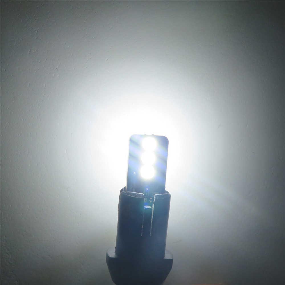 WLJH 2x LED W5W T10 Araba Temizleme Ampuller Işık LED Için Hyundai Tucson Sonata Getz Elantra Lantra iMAX Solaris Accent ix35 i235