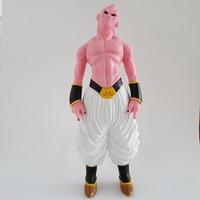 New Dragon Ball Z Big Action Figures Toys Buu Super Saiyan Anime Dragonball Z Figures DBZ Collectible Model Toy Gift 44cm WX126