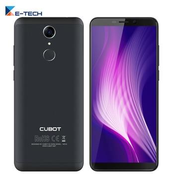 Cubot Nova Android 8.1 Smartphone 5.5 Inch 18:9 Full Display MT6739 Quad Core 3GB RAM 16GB ROM 2800mAh Dual 4G Dual Sim Celula smartphone