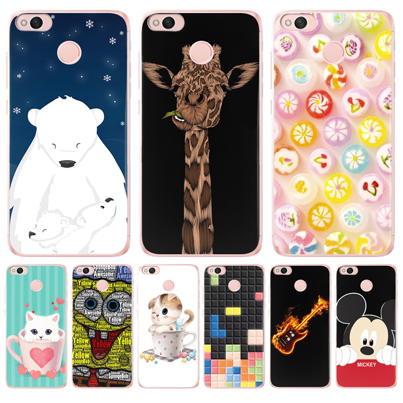 Helpful Cat Ar Ariana Grande Novelty Fundas Hard Phone Case For Xiaomi Redmi 6a 4a S2 Note 7 6 5 4 3 Plus Pro 4x 5a Prime Phone Bags & Cases Half-wrapped Case