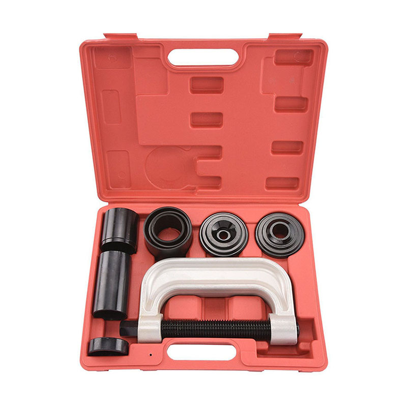 4 in 1 Ball Joint Removal Tool Deluxe Service Kit Tool Set 2WD & 4WD Vehicles Remover Install Kit For car garage tools