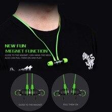 Plextone g20 em fones de ouvido estéreo fones de ouvido jogos com cancelamento ruído microfone com caixa varejo pk razer hammerhead pro v2