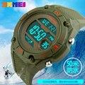 Skmei relógio do esporte 2016 relógio dos homens do exército com preços baixos