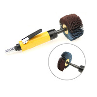 Air Polisher special for Woodworking Sandpaper Grinding Head