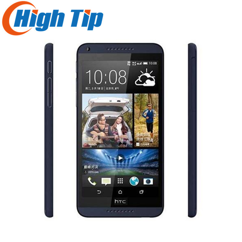Original HTC Desire 816 Cell Phone Unlocked 8G ROM 13MP camera quad core android dual