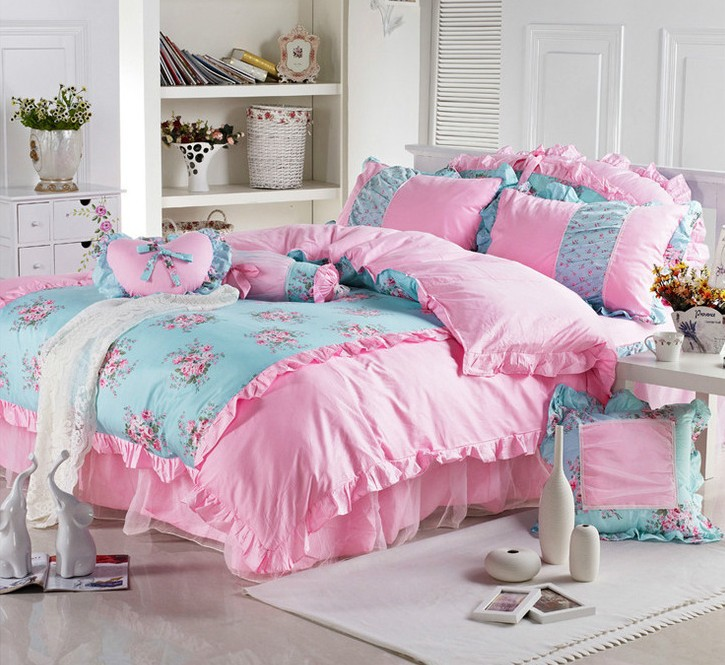 Popular Girl Bed Covers-Buy Cheap Girl Bed Covers lots from China ...