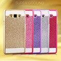Мода Побрякушки Блеск Порошок Телефон Случаях Блестящий Твердый Переплет Coque для Samsung Galaxy Core Plus G3500 G350 SM-G350 Тенденция 3 G3502