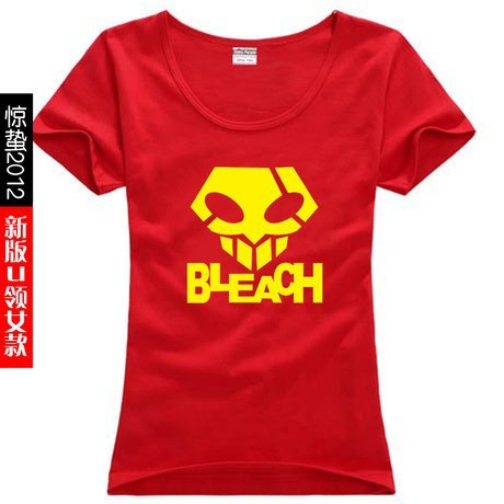 BLEACH women T-shirts