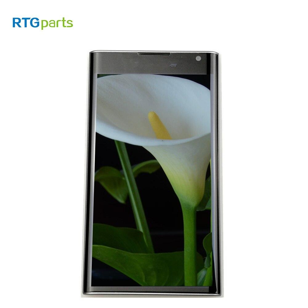 RTGparts For BlackBerry Priv STV100-3 STV100-1 LCD Touch Screen Digitizer Assembly + FrameRTGparts For BlackBerry Priv STV100-3 STV100-1 LCD Touch Screen Digitizer Assembly + Frame