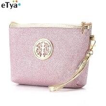 eTya New Women Makeup bag Ladies Cosmetic Bags Makeup Pouch Necessarie Toiletry Travel Organizer Bag Case