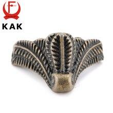 4 шт античный защитный короб для углов kak бронзовая шкатулка
