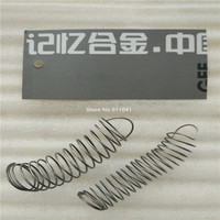 Nitinol Shape Memory Alloy Spring Paypal Is Available