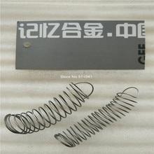 nitinol shape memory alloy spring,nitinol wire springs