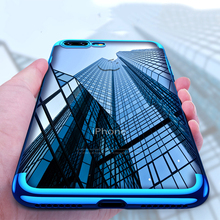 Fortnit Luxury Soft TPU Phone Case For iPhone X 7 8 Transparent Silicon For iPhone 6 6s 8 7 Plus 10 Cases Ultra Thin Phone Cover