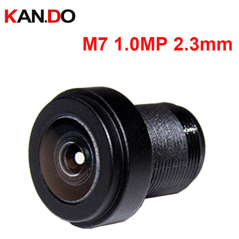 m7 HD HD 1.0 Megapixel M7 2.33mm M7*0.35 mount Wide Angle Lens 1/3