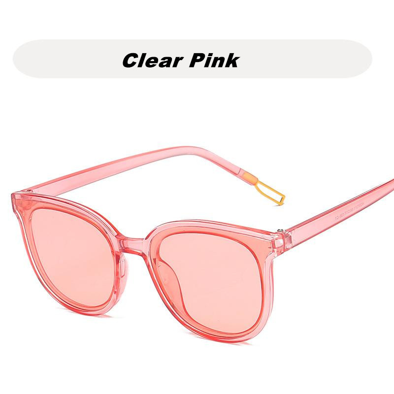 Clear Pink 1