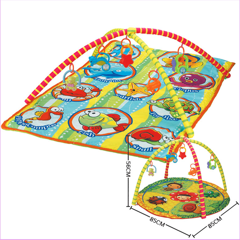 Hot Baby Gym Activity Play Mat Game Execise Carpet Baby Crawling Carpet Baby Crawling Mat Magic Climb Large Toys Bundle Playmat