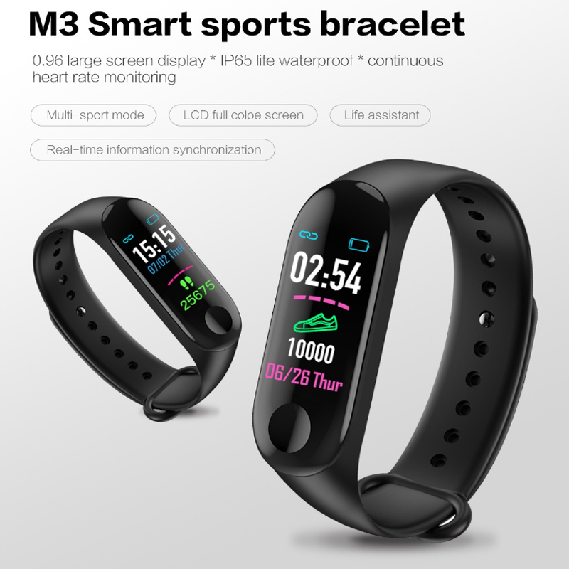 Budget Fitness Tracker Android Smart Watch 21