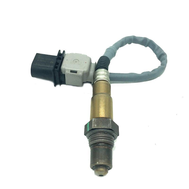 цена на Oxygen Sensor O2 Lambda Probe for AUDI a4 a8 a5 q7 q5 VW TOUAREG 3.6L 2002-2010 Wideband Oxygen Sensor 5Wire O2 Sensor Lambda