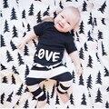 2017 Roupas de Bebê Menino de Verão Conjuntos de Roupas Infantis Bebê Romper Moda Bebê Menino Roupas de Marca de Manga Curta Criança Roupas de Bebes