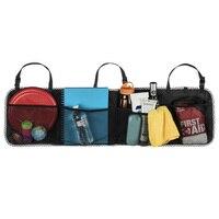 Car Back Seat Trunk Storage Organizer 5 Pocket Auto Interior Perfect Car Organizer Multipurpose Cargo Accessories